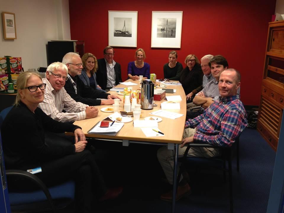 Foto panel + Erasmus MC