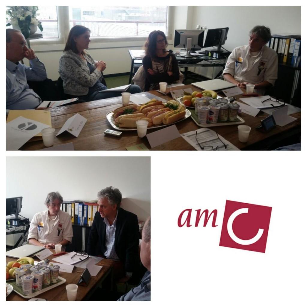 collage gesprek pln AMC